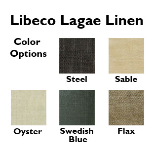 Libeco linen color options